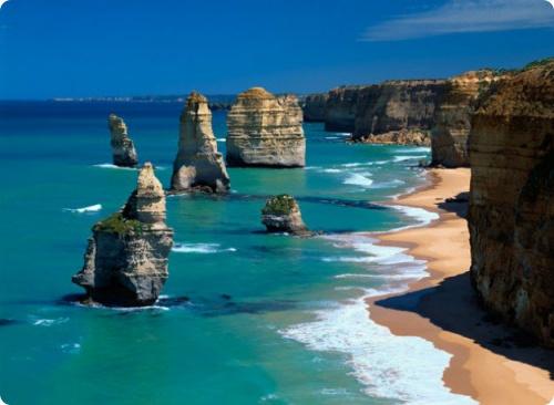 Австралия и ее достопримечательности