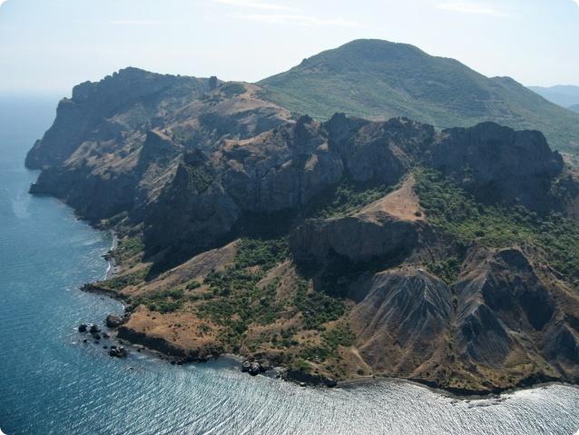 Горный туризм в Крыму